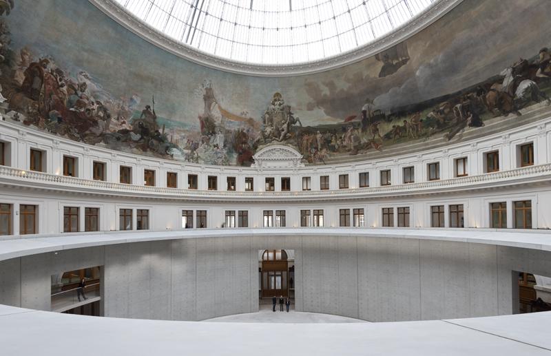 Le musée François Pinault d'art contemporain devrait ouvrir dès janvier à Paris