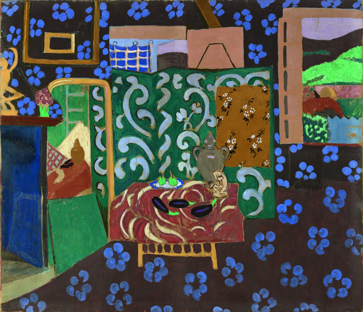 La Vie De Henri Matisse En 5 œuvres Essentielles