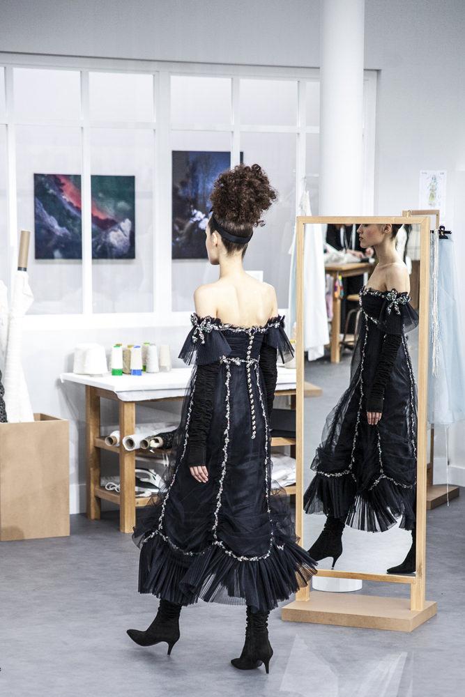 Le défilé Chanel haute couture automne-hiver 2016-2017