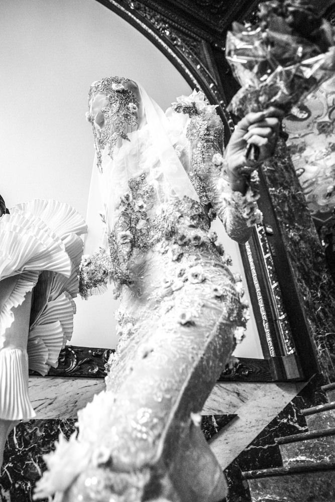 Le défilé Francesco Scognamiglio haute couture automne-hiver 2016-2017