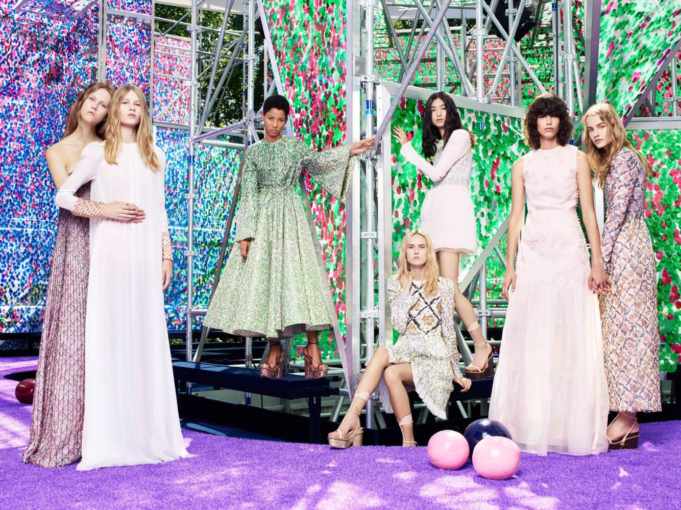 Le défilé Dior haute couture automne-hiver 2015/1016