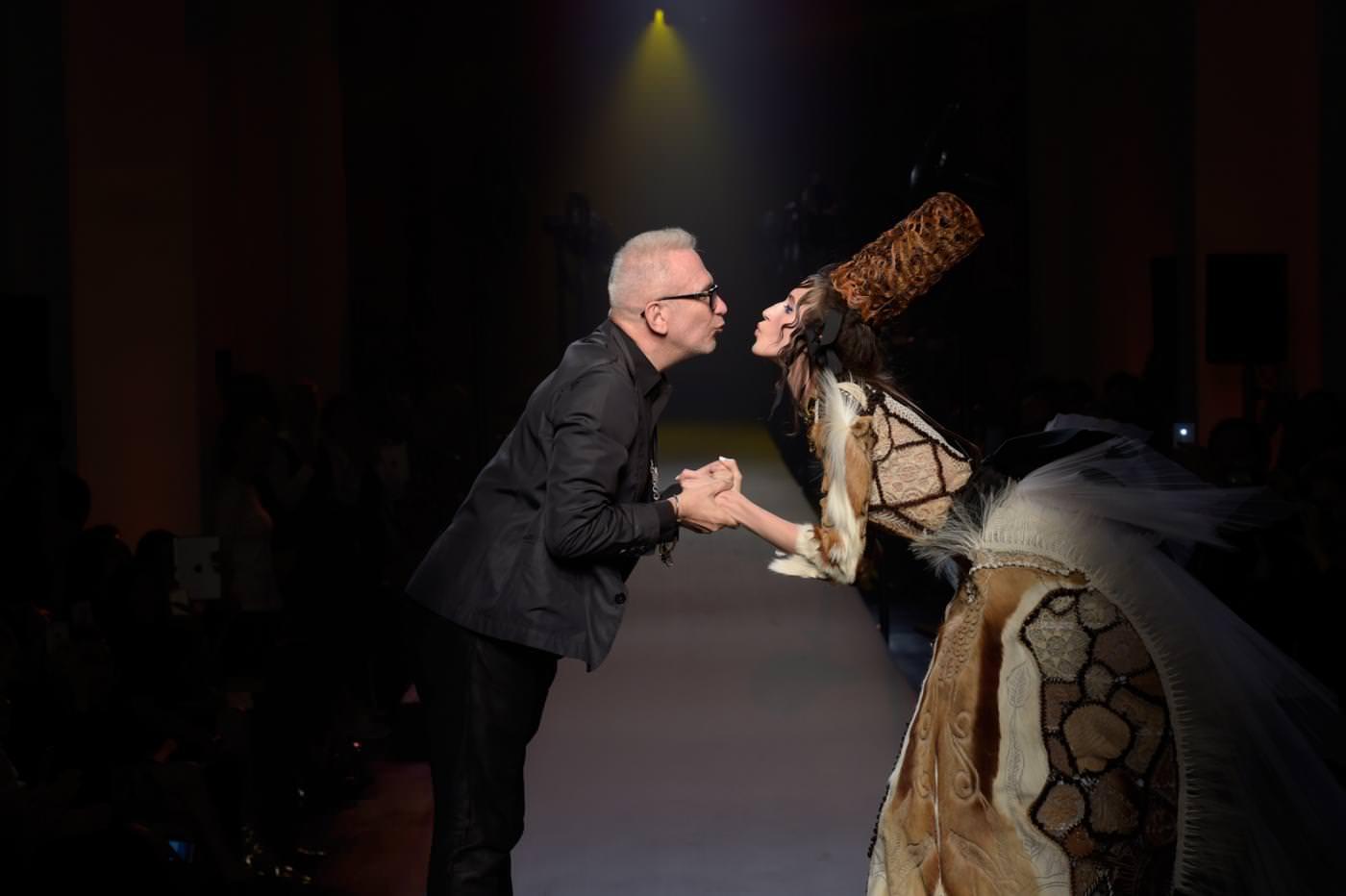 Le défilé haute couture automne-hiver 2015/2016 de Jean Paul Gaultier