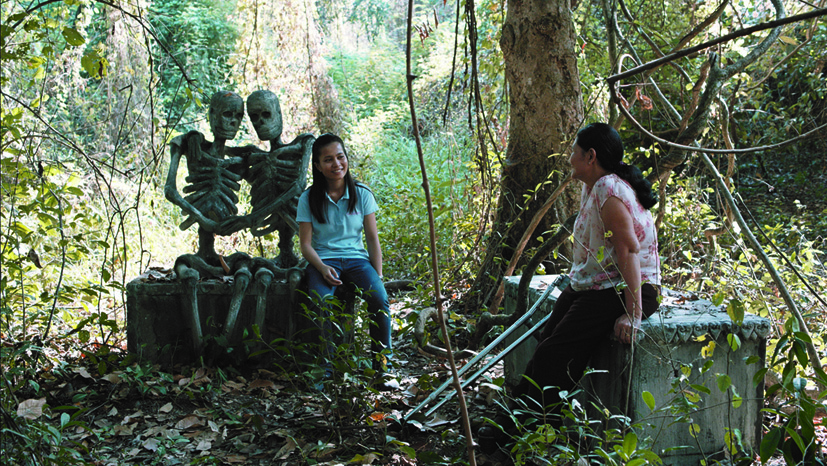 The waking dreams of Apichatpong Weerasethakul
