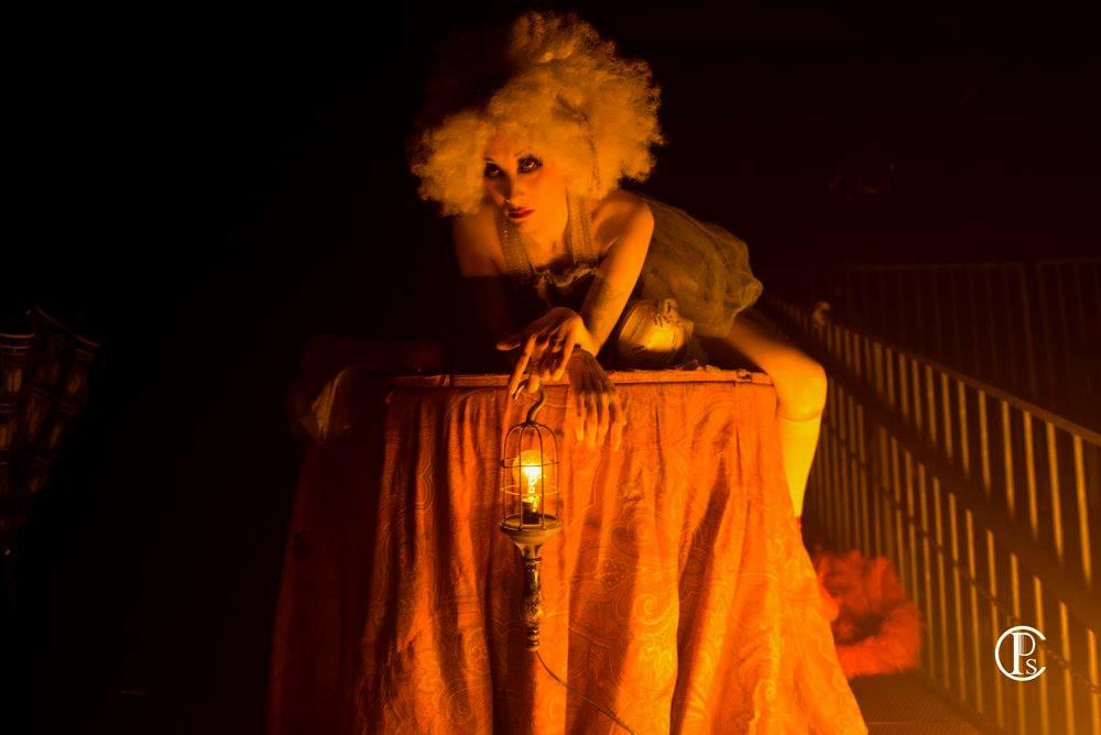 Steam le spectacle du cirque lectrique - Le cirque electrique porte des lilas ...