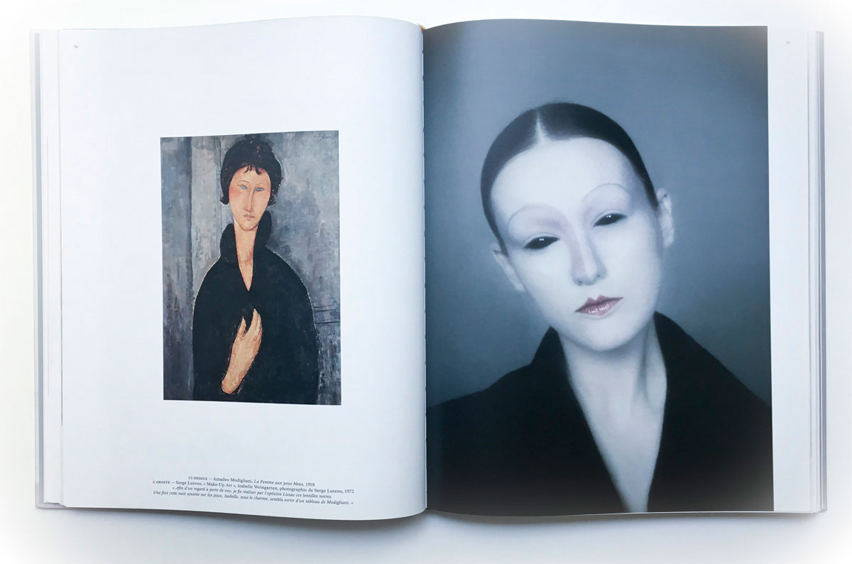 The art of color book - The Chock Of Color In Dior Make Up Art The Book