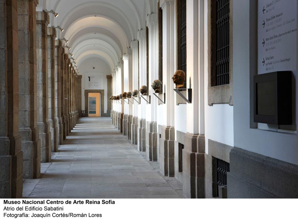 Le Centre d'art moderneReina Sofia.
