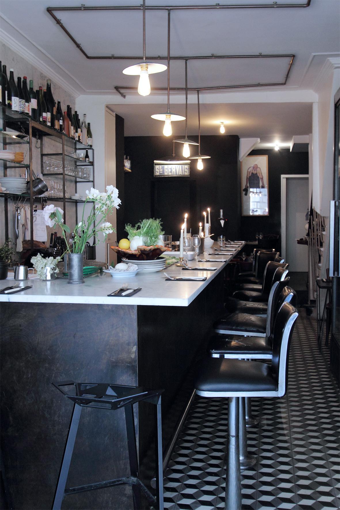 Cinq restaurants et bars à découvrir à la rentrée