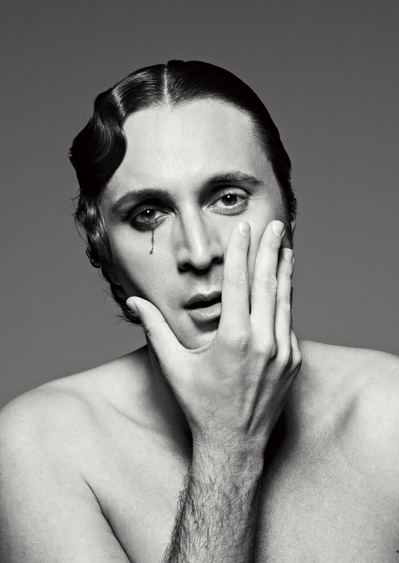 Self-portraits: Francesco Vezzoli.