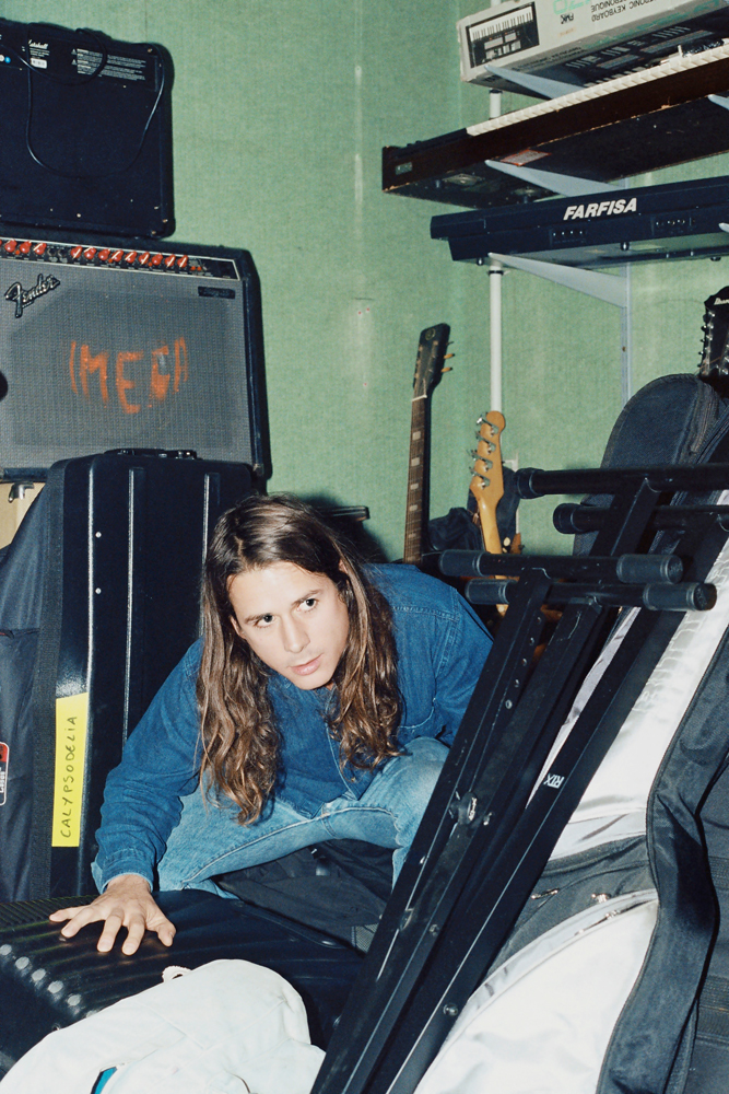 Portrait : Jules Faure pour Numero.com