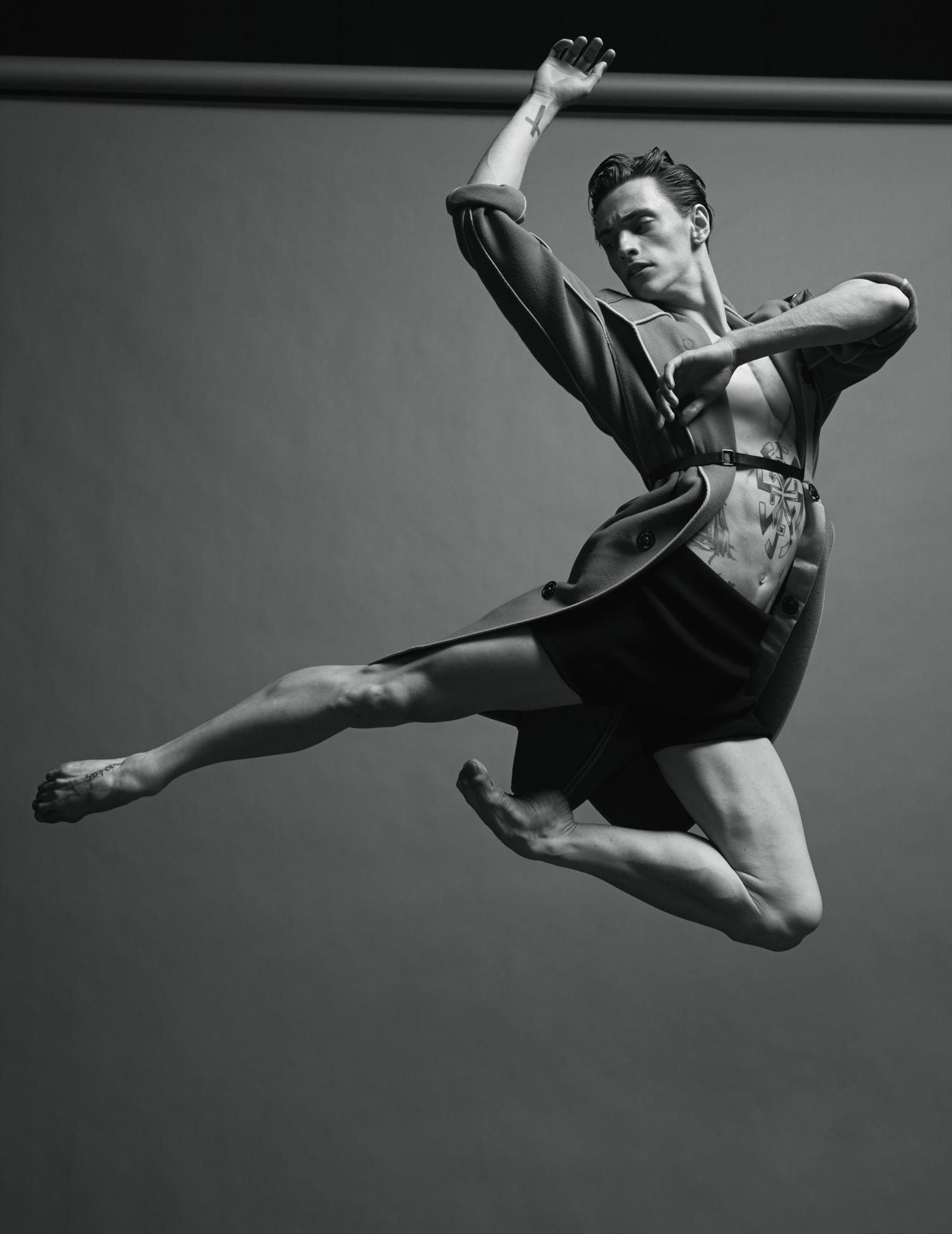 """""""J'aurais pu être meilleur danseur si je n'avais pas passé toutes mes soirées en boîte, ni pris autant de coke."""" Rencontre avec le danseur star Sergei Polunin"""