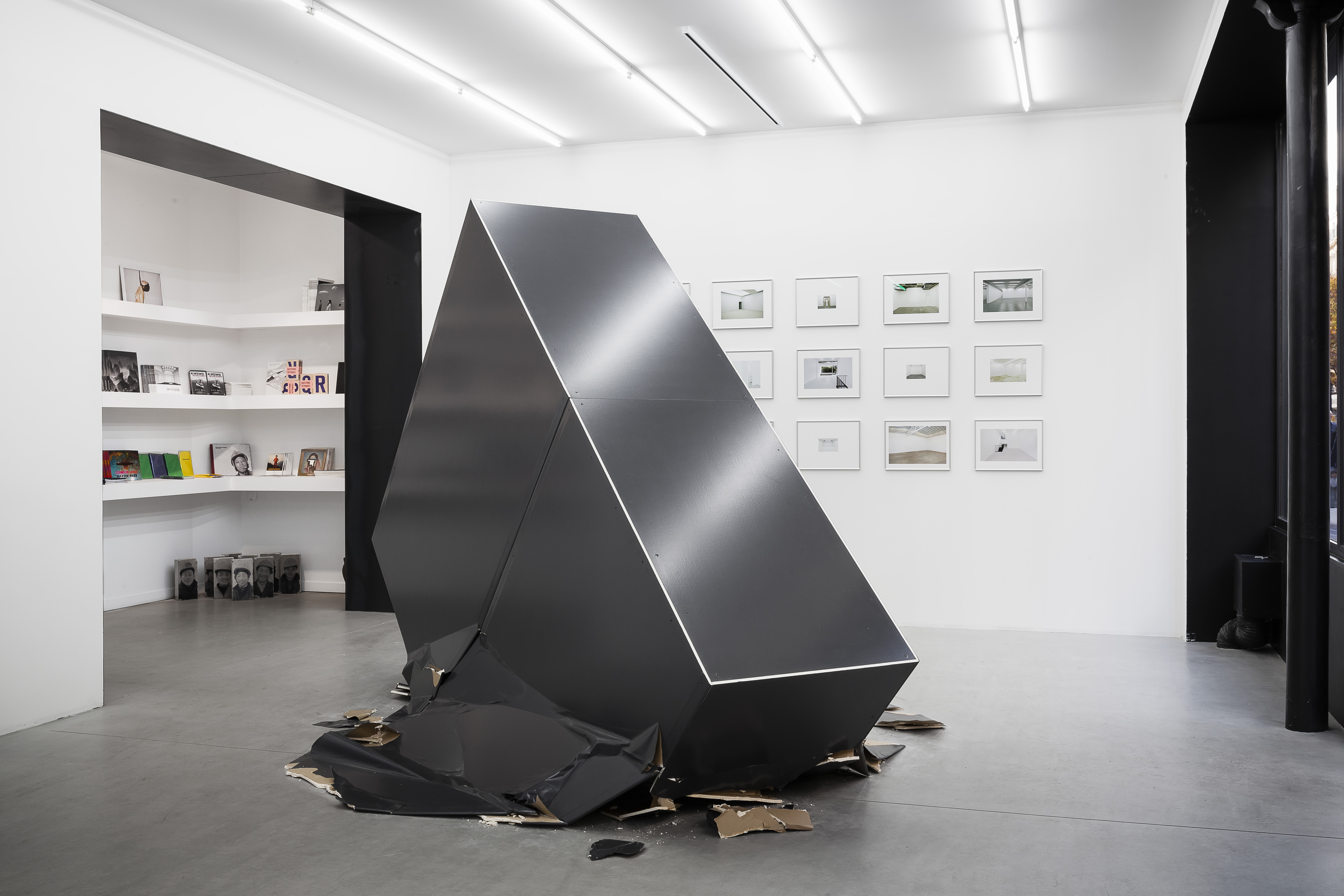 Photo : Théo Baulig. Courtesy of Galerie Paris-Beijing.