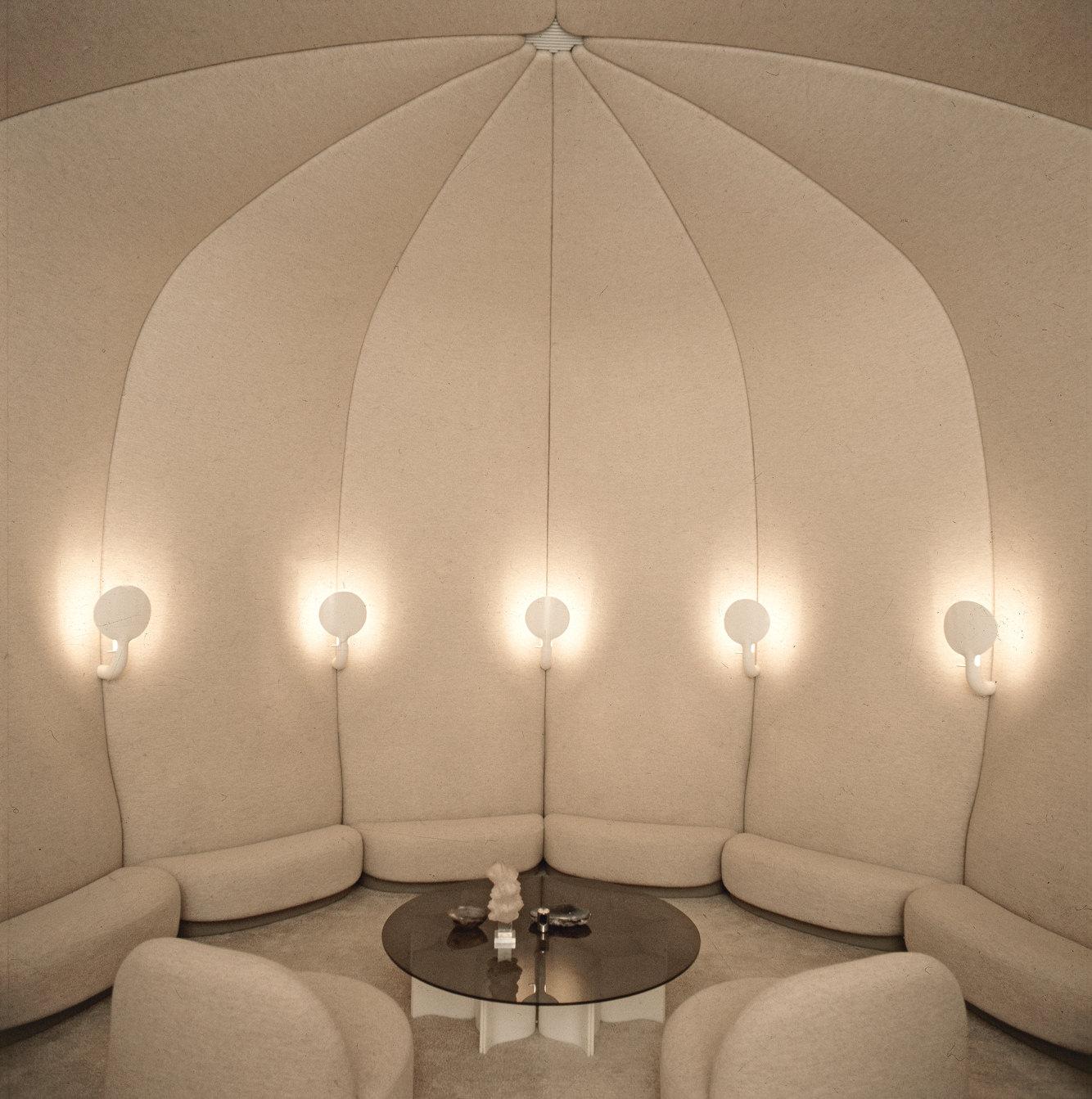 pierre paulin au centre pompidou la r trospective v nement. Black Bedroom Furniture Sets. Home Design Ideas