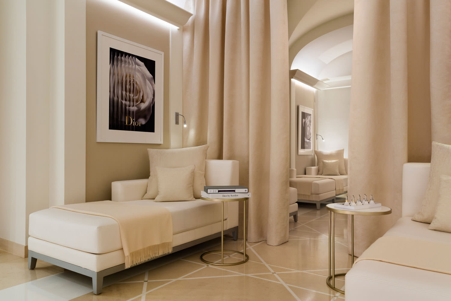 Dior Institut's new look at the Plaza Athénée