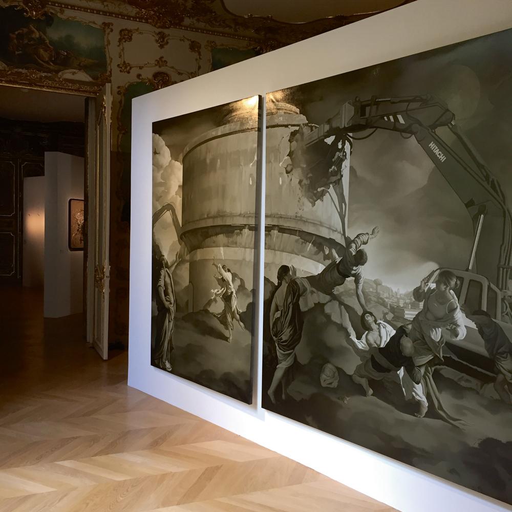 Couleurs, métal, Florence et Agnès b… quatre expositions parisiennes à ne pas rater cette semaine