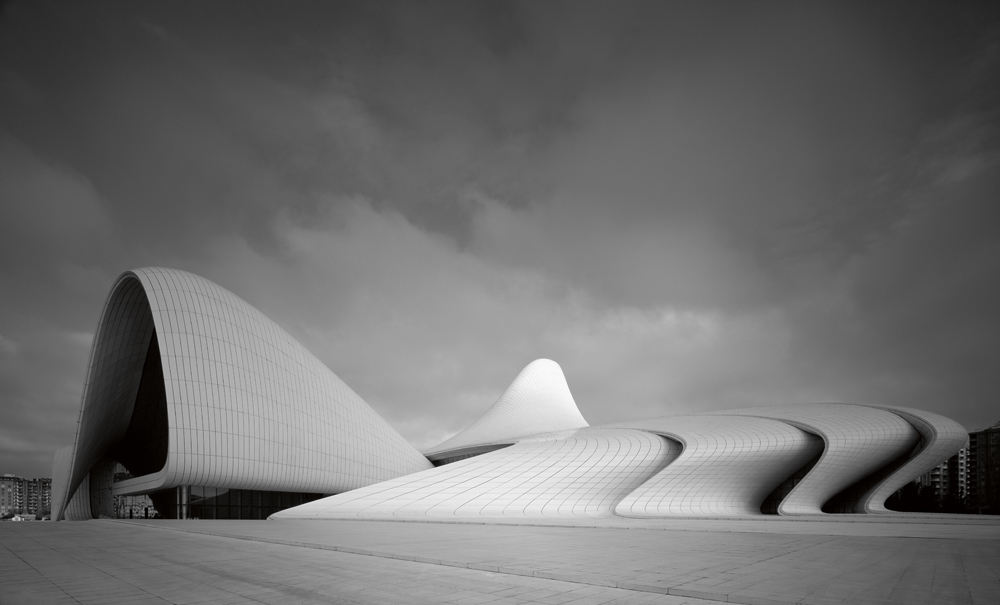 Zaha Hadid, a vision for eternity