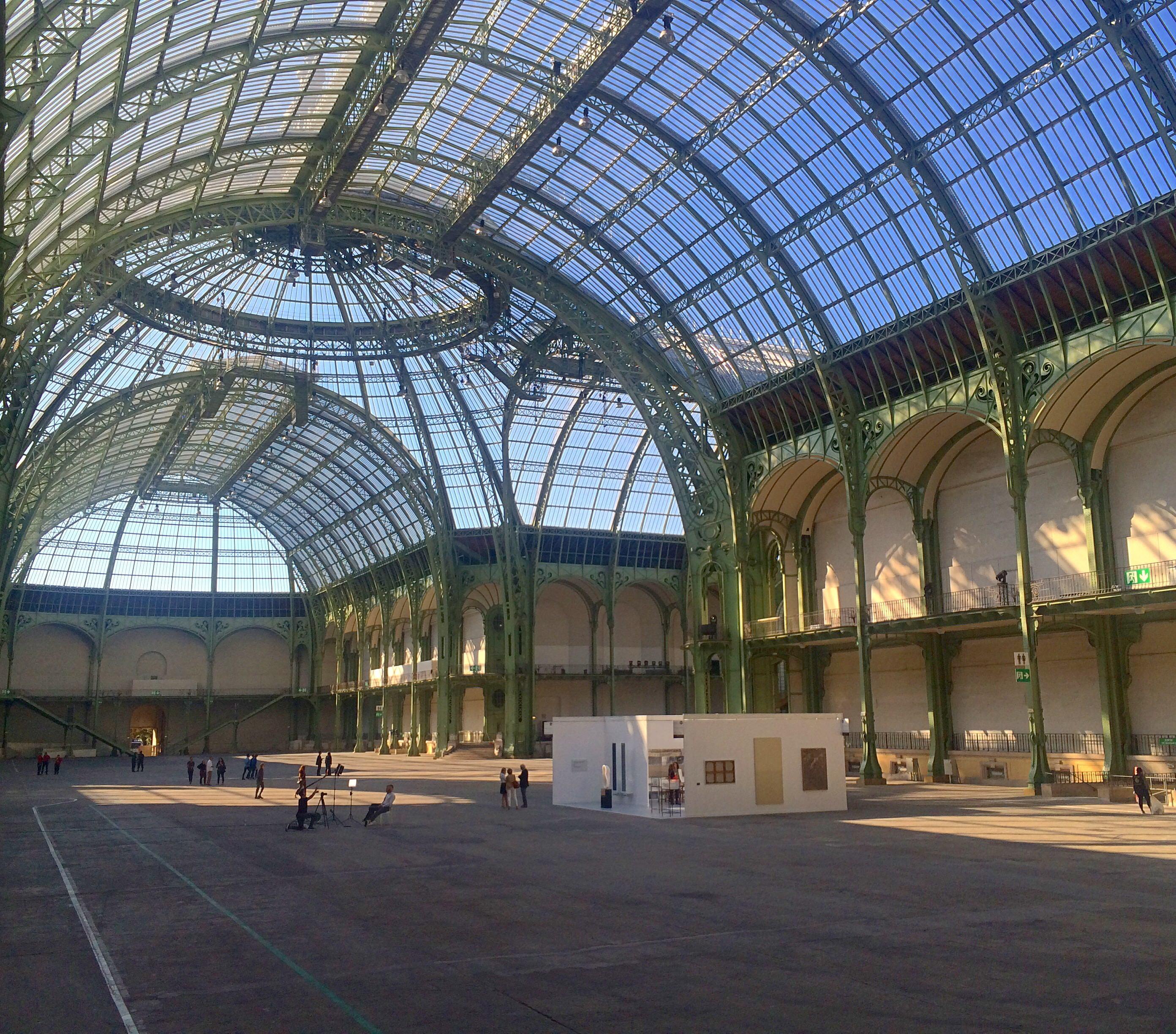 Elmgreen & Dragset au Grand Palais.