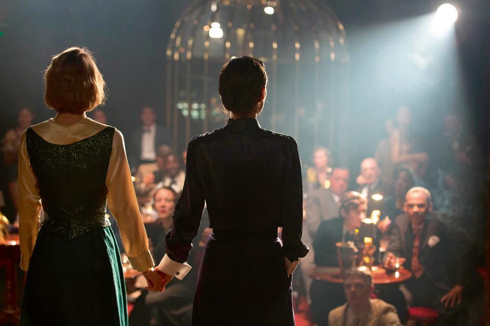 Planetarium, Rebecca Zlotowski's new movie starring Lily-Rose Depp