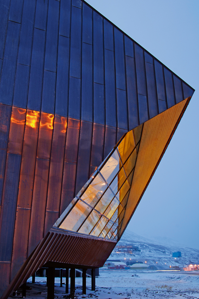 JVA's contemporary buildings in wild norwegian landscapes