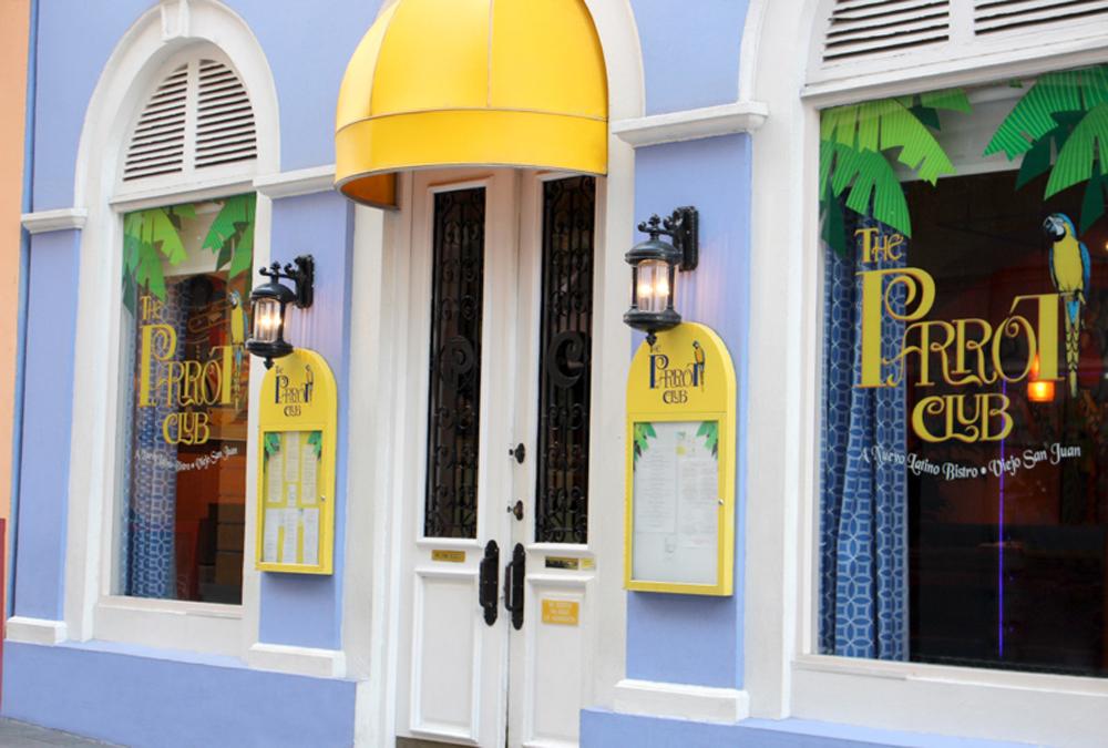 Les adresses de Joan Smalls à Puerto Rico