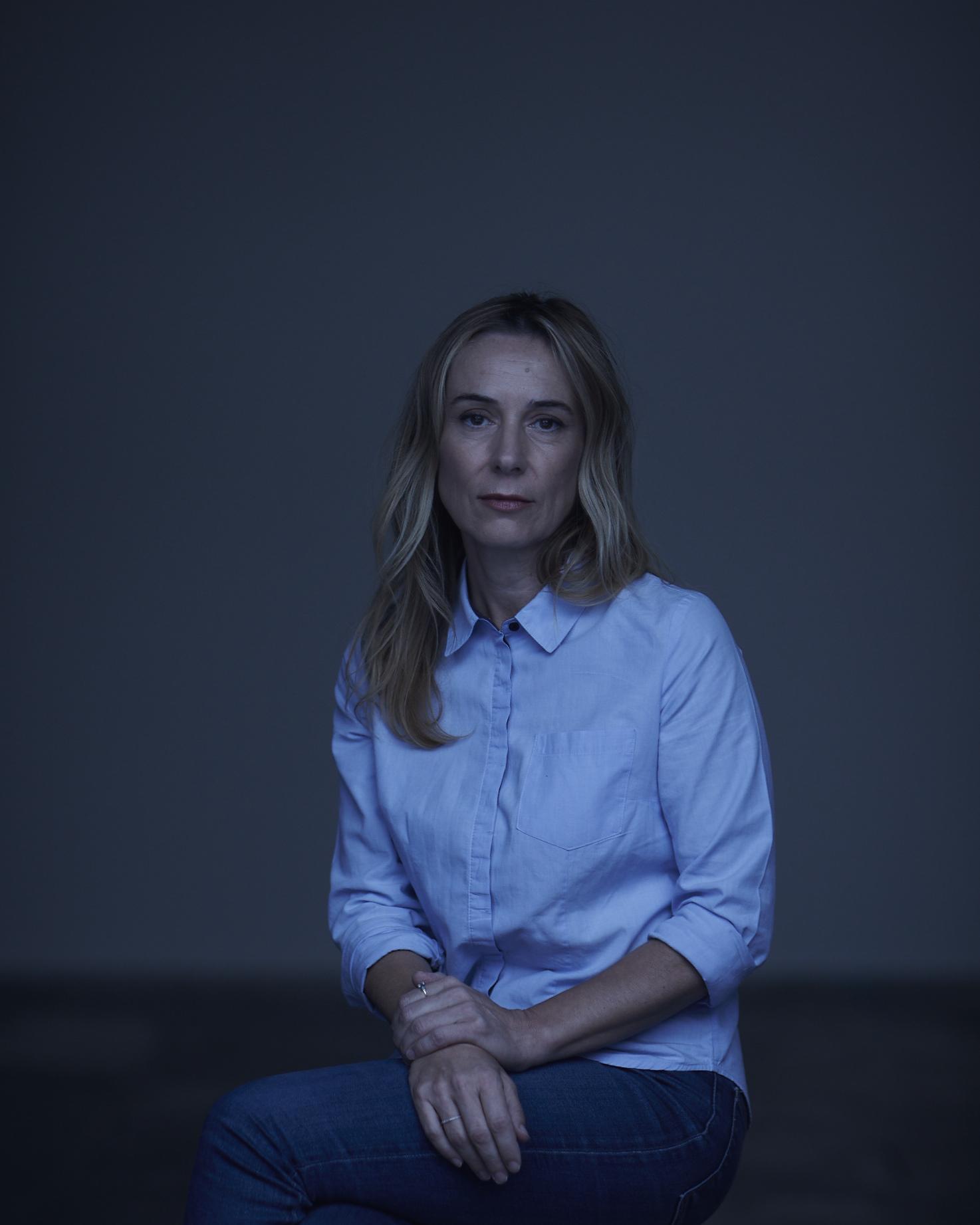 Valérie Müller photographiée par Stéphane Gallois