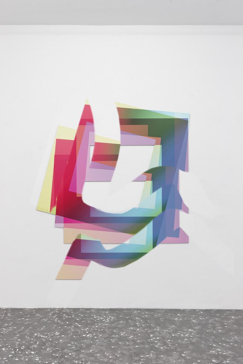Artie Vierkant, 2013 Image Object Monday 11 March 2013 1:15PM UV print on dibond. Provenance: New Galerie. Oeuvre de la collection personnelle de Tarek Issaoui.