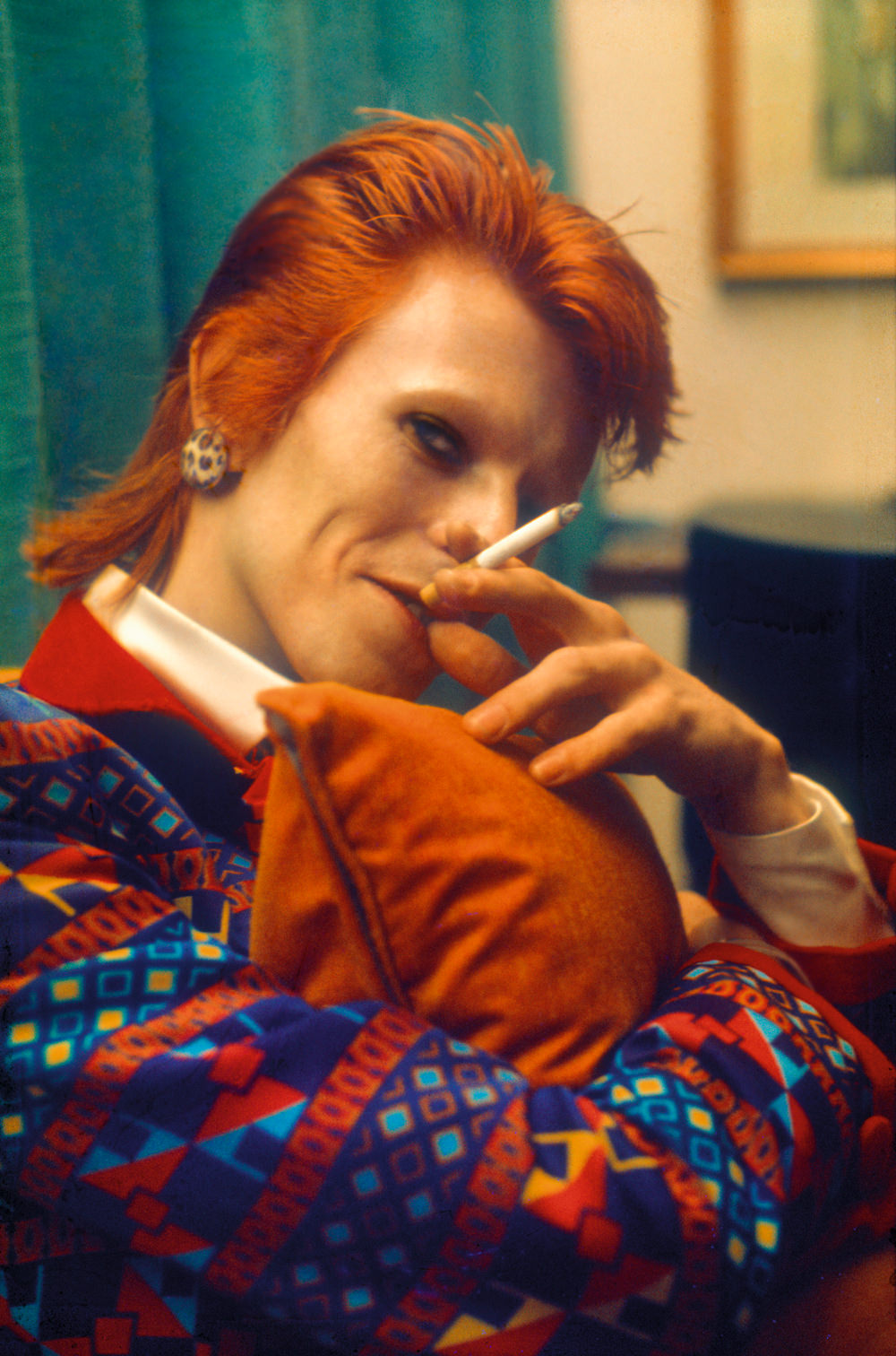 Les clichés légendaires de David Bowie par Mick Rock