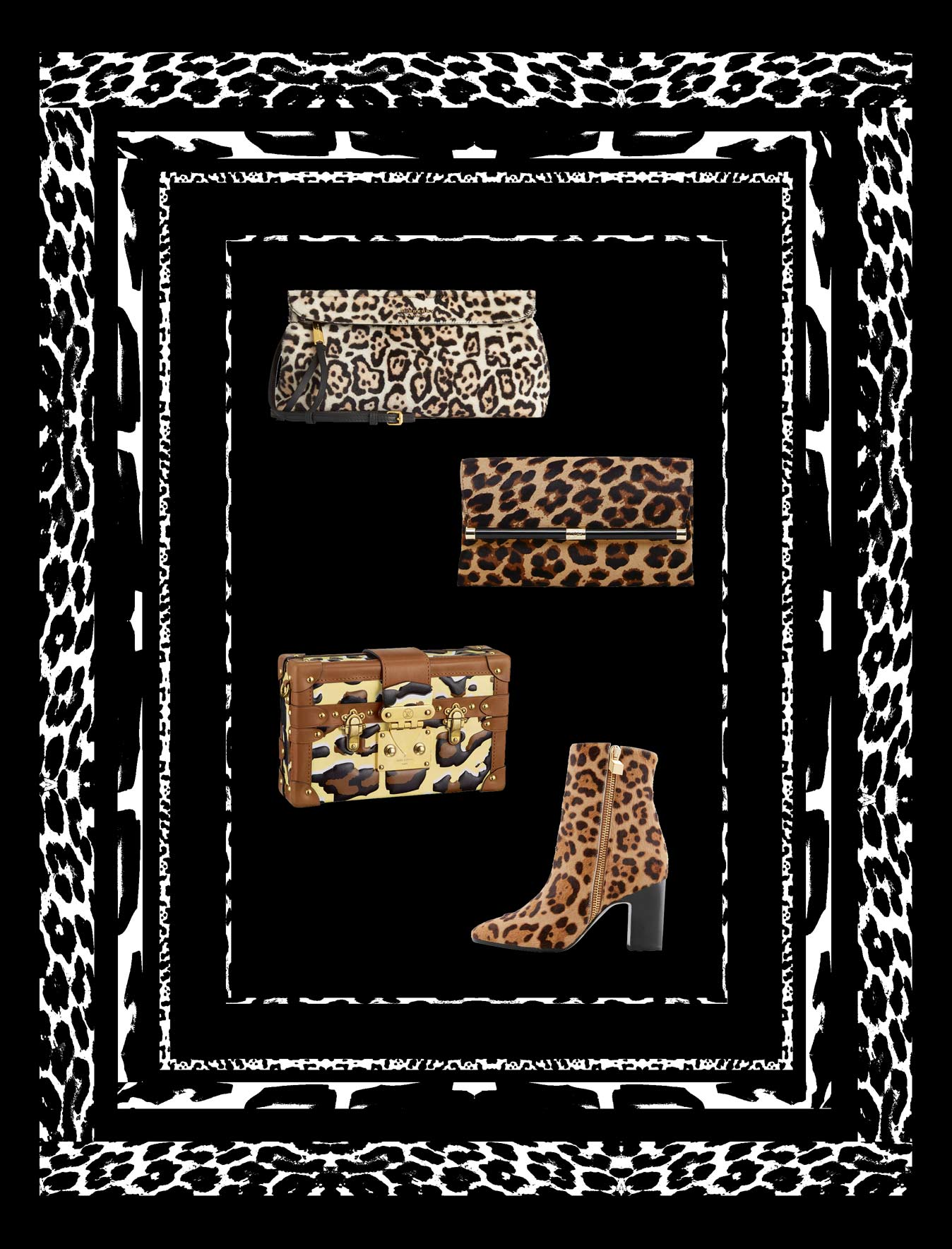 Must-have leopard-print accessories for fall
