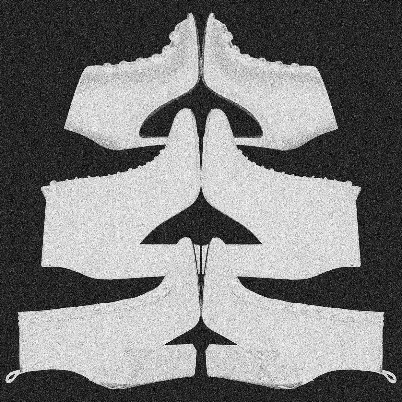 Les bottines noires de Gianvito Rossi, Sergio Rossi et Stella Luna