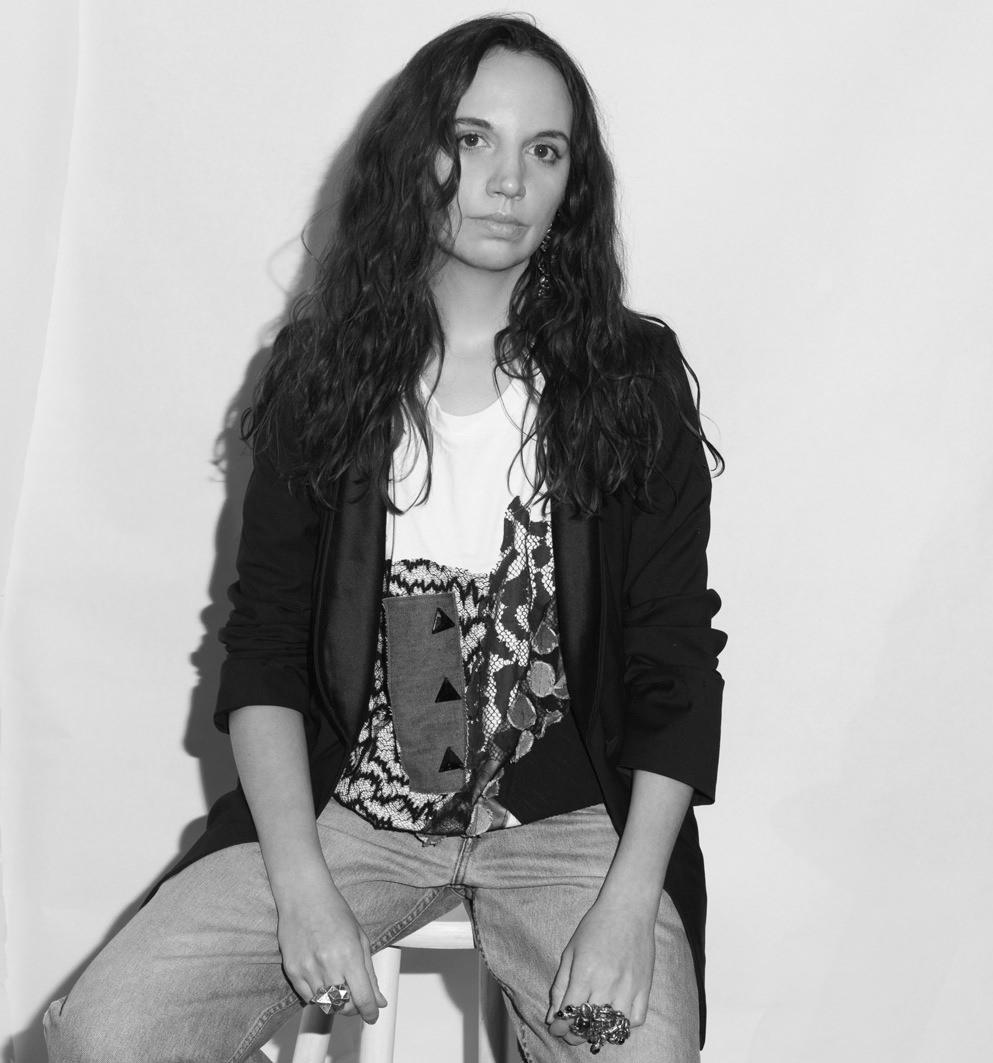 """""""Je ne me sens pas en phase avec le cliché de la Parisienne."""" Rencontre avec Christelle Kocher du label Koché, finaliste du prix LVMH"""
