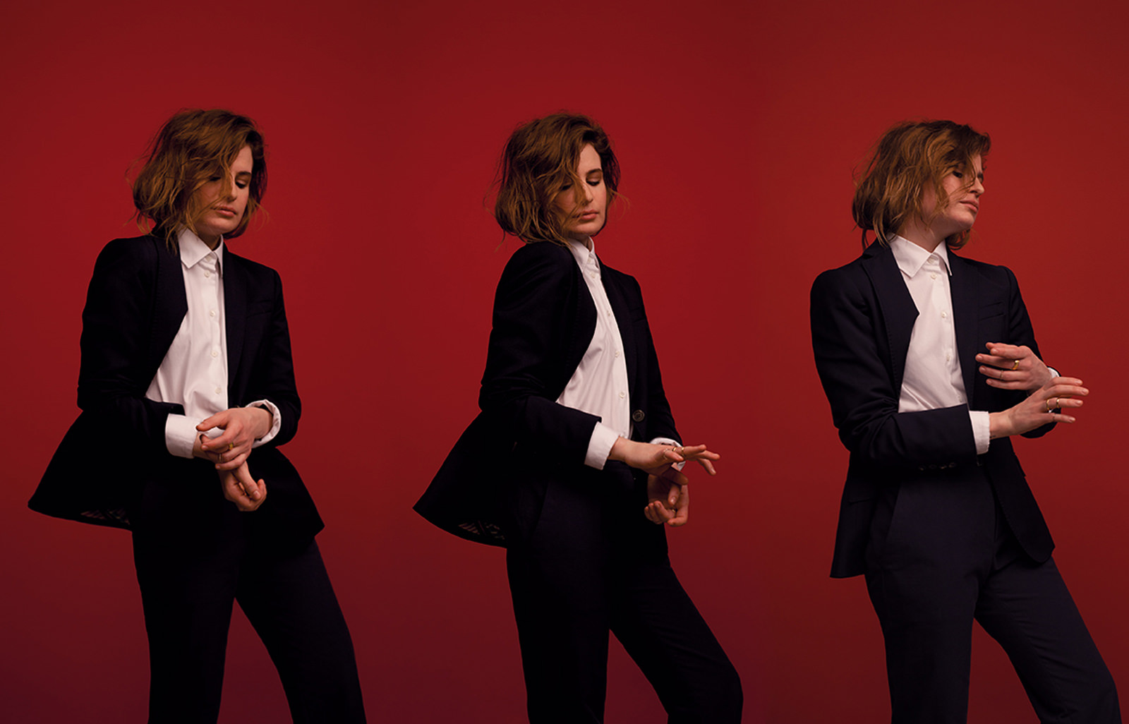 Christine and the Queens, French pop monarch