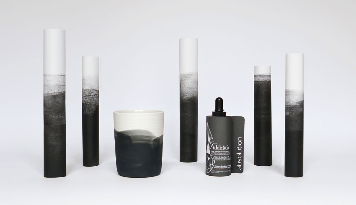 Crush of the week : the ceramic and organic oil duos from Absolution and Océopin