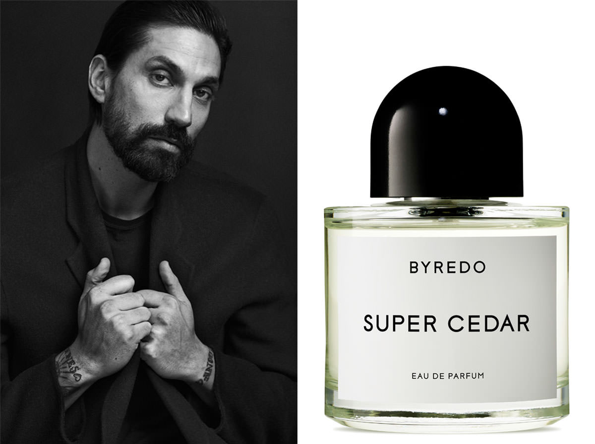 Cedar according to Byredo