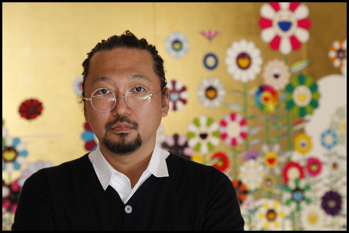 La collab de la semaine  Shu x Murakami