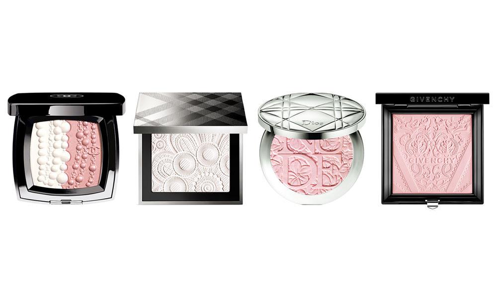 Spotlight on the new couture illuminating powders