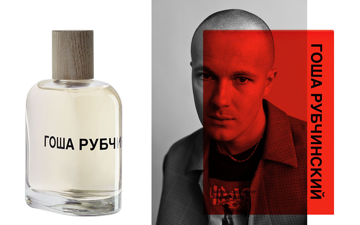 The collaboration of the week : Gosha Rubchinskiy x Comme des Garçons