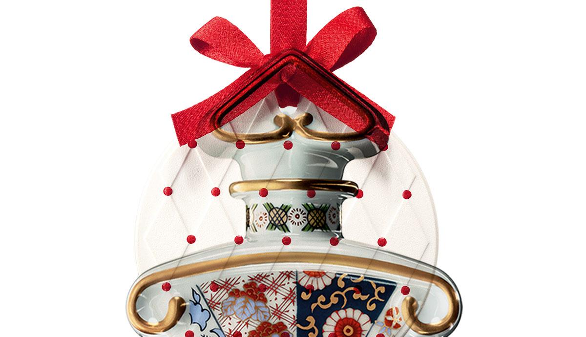 Perfumes, the ceramic spirit