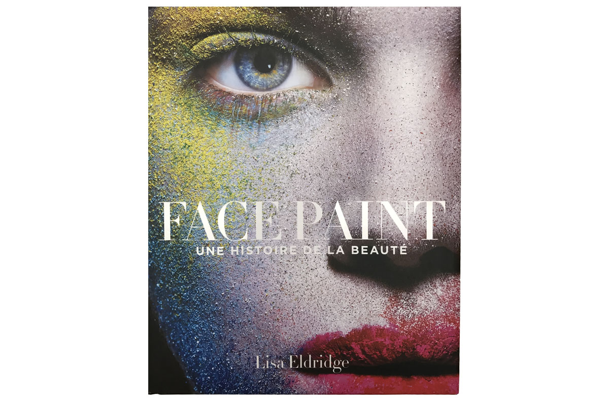 The American make-up artist Lisa Eldridge releases a book about make-up history