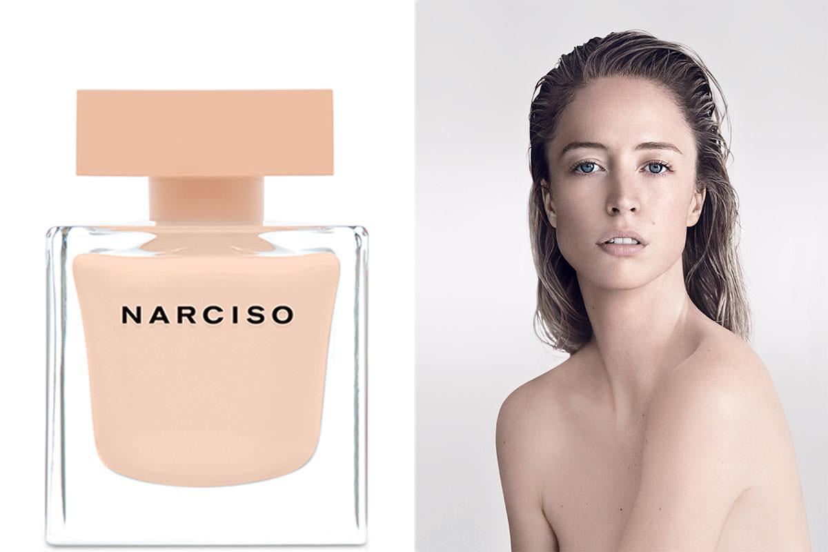 narciso eau de parfum poudr e nouveau parfum sensuel de narciso rodriguez. Black Bedroom Furniture Sets. Home Design Ideas