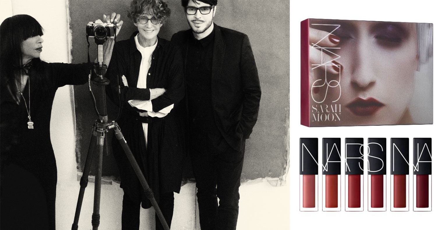 The collaboration of the week, Sarah Moon x Nars