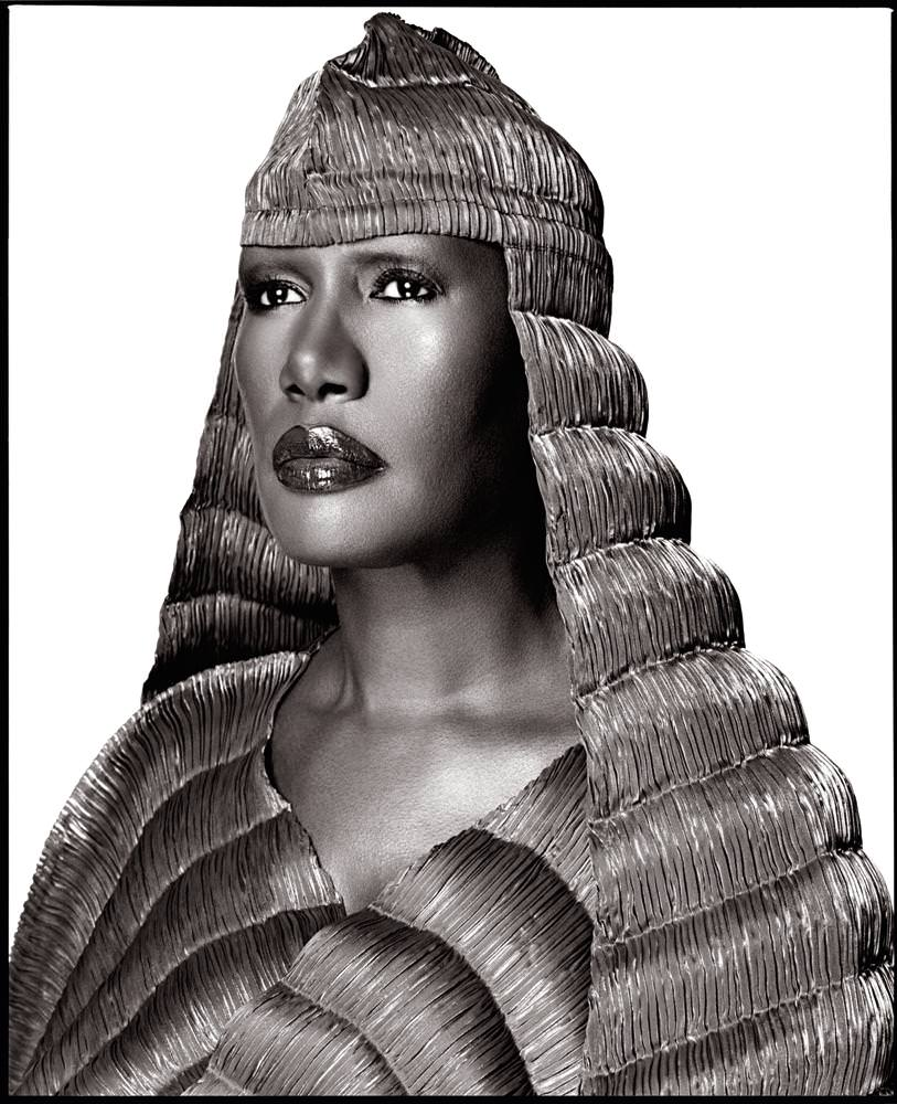 "Grace Jones's wholhearted confessions: ""We snorted cocaine like others drank coffee."""