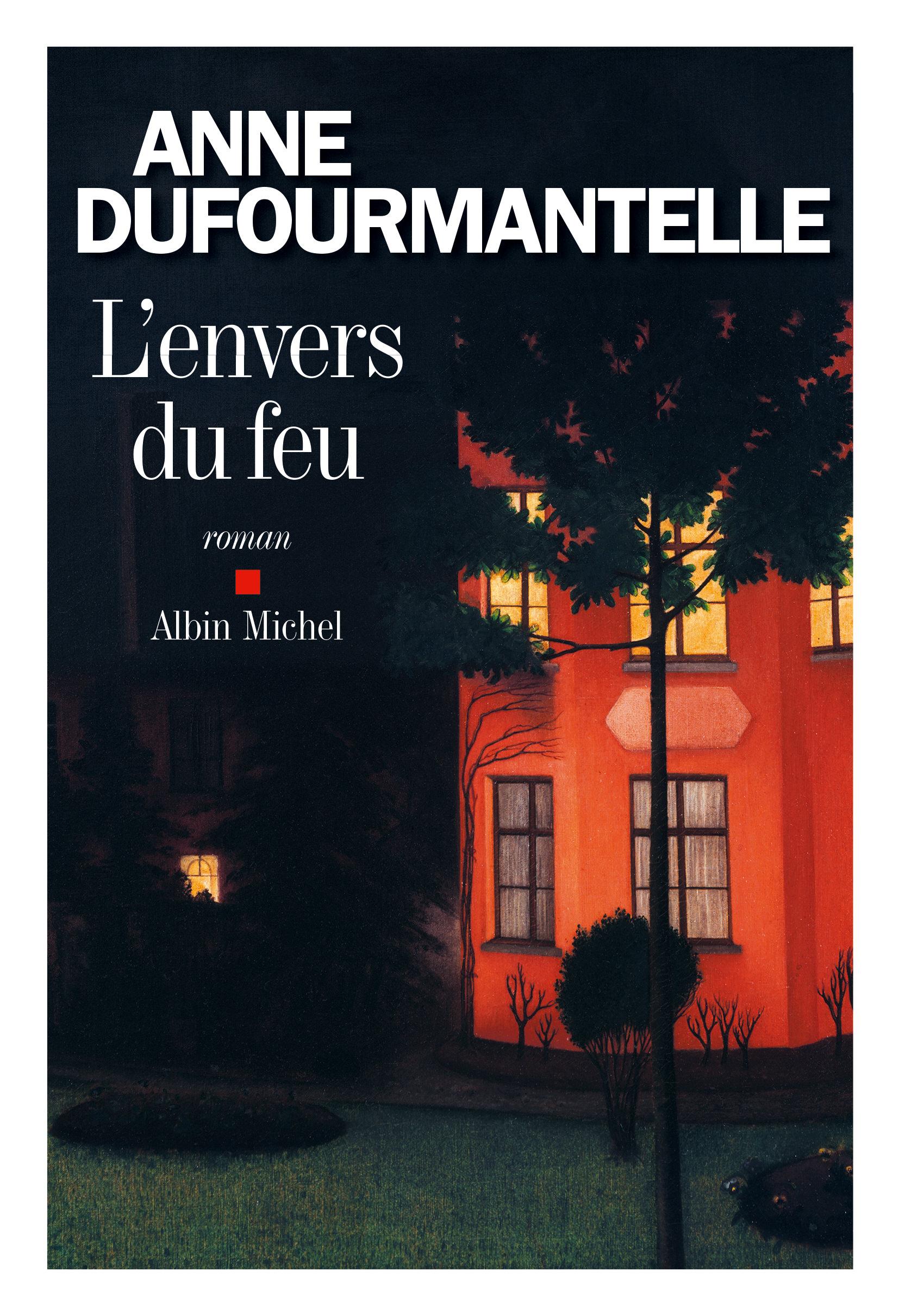 """Zoom sur """"L'Envers du feu"""" d'Anne Dufourmantelle"""