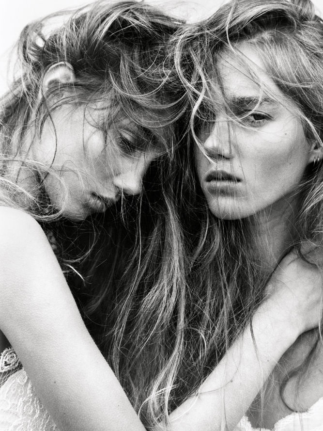 """Twin Sisters"", by Koto Bolofo with Amalie and Cecilie Moosgaard"
