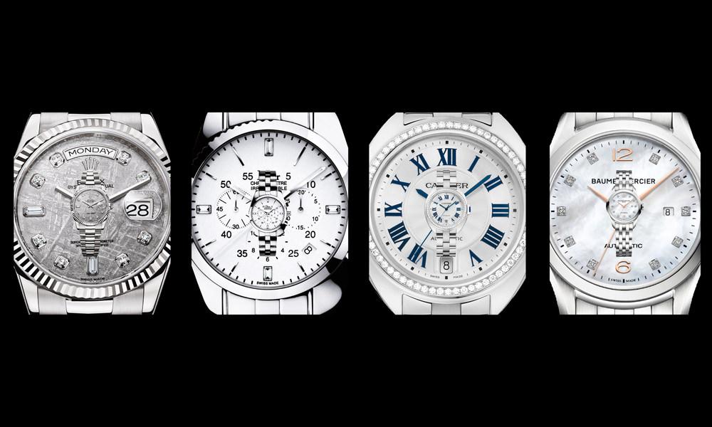 Découvrez les montres aux lignes pures et masculines