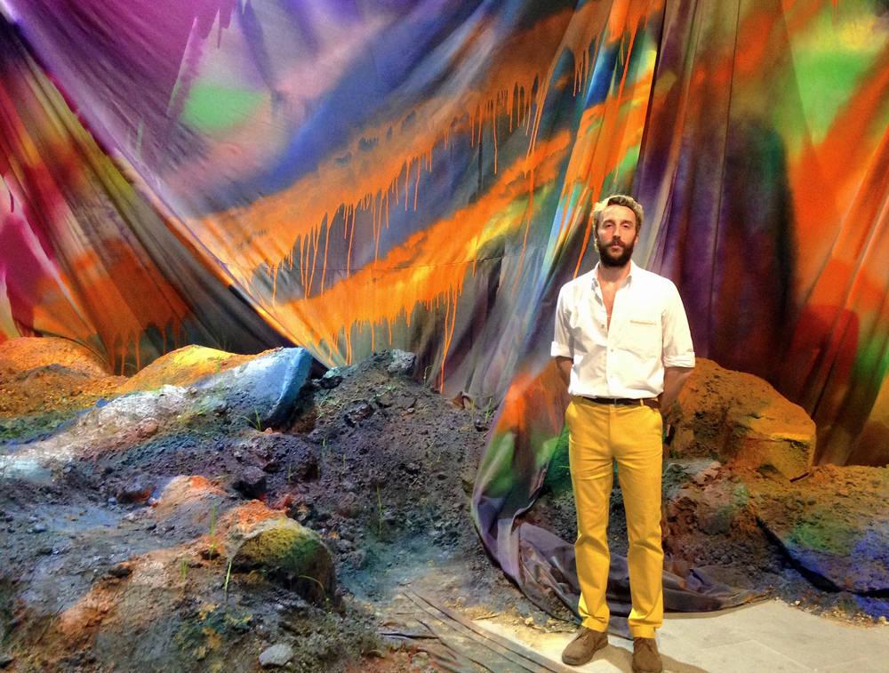 ILS ONT FAIT 2015: Pigalle, lauréat du grand prix de l'ANDAM