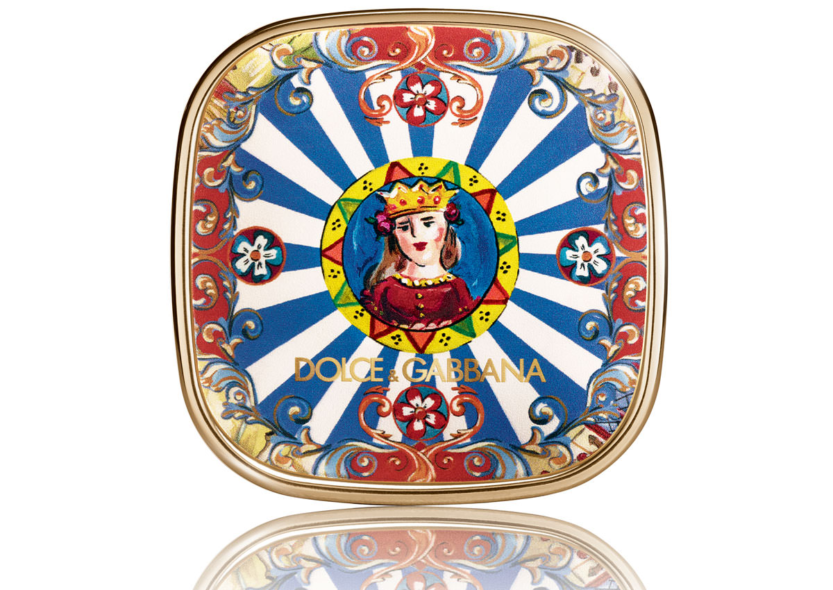 Dolce & Gabbana's Sicilian bronzing powder