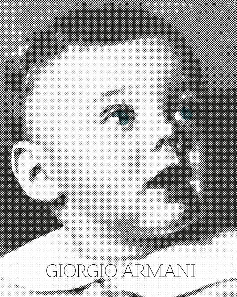 Giorgio Armani, autobiographie et interview du maestro