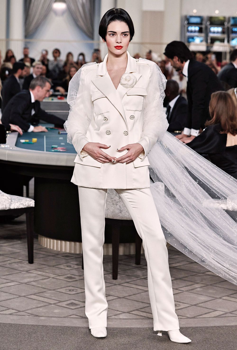 A Royal Casino for Chanel Haute Couture