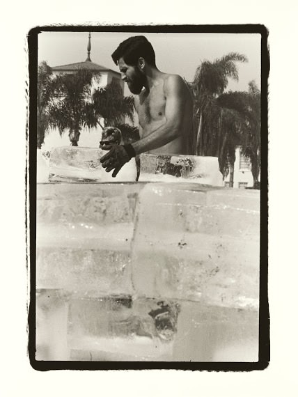 """""""Icons of the Sixties"""" by Dennis Hopper at the Thaddaeus Ropac Gallery"""
