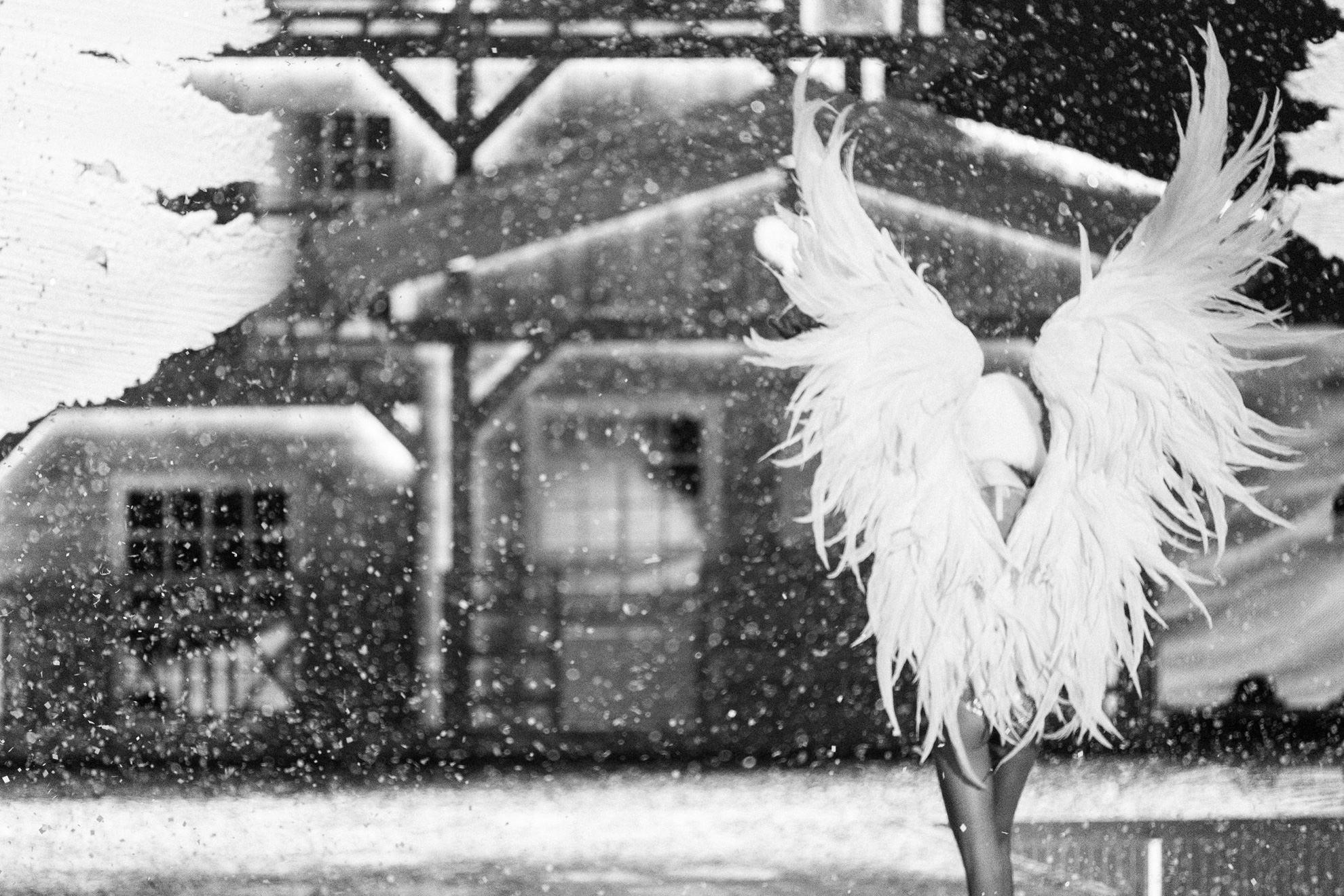 Le meilleur du show Victoria's Secret vu par Darryl Richardson pour Numéro