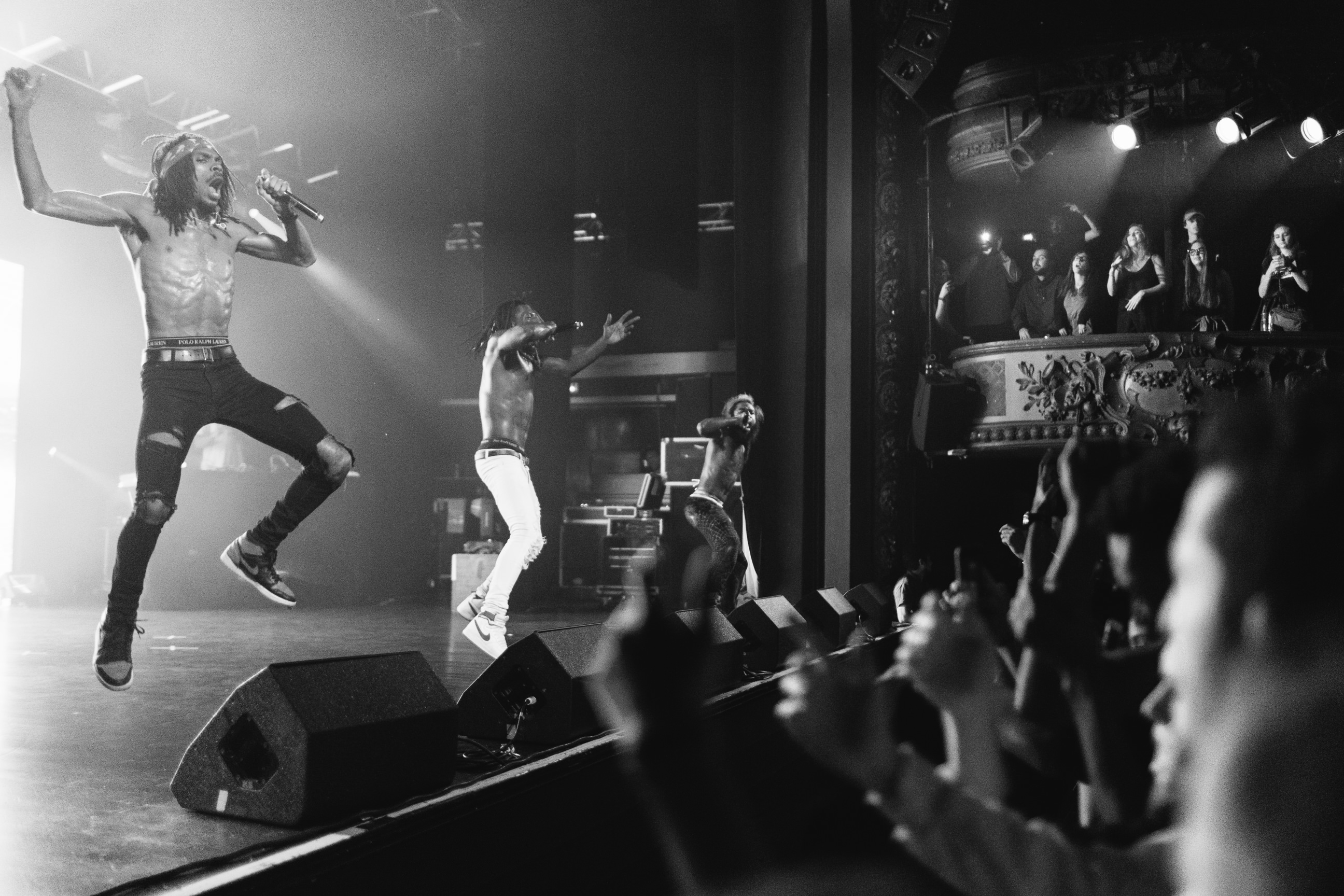 Who are the Flatbush Zombies, Brooklyn's psychedelic hip hop sensation ?